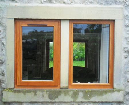 the wonder of wood window